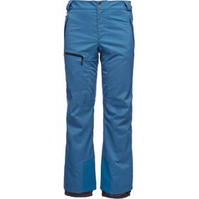 Black Diamond Boundary Line Pantalones aislantes Hombre, astral blue